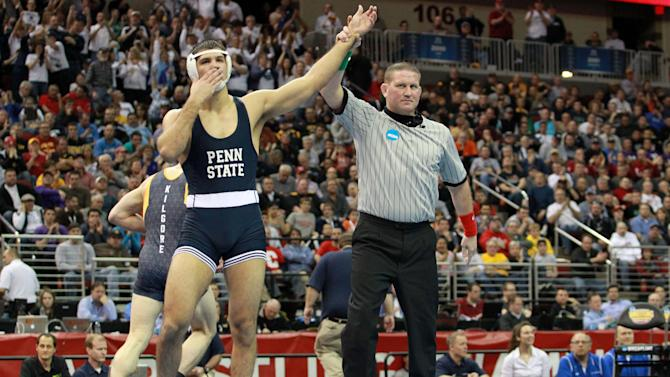 NCAA Wrestling: Division 1 Championship