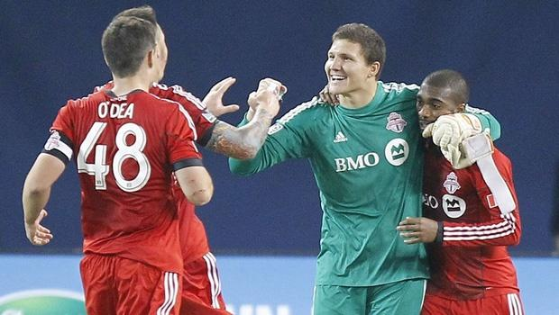 "Toronto FC ""disappointed"" not to face LA Galaxy's stars Saturday"