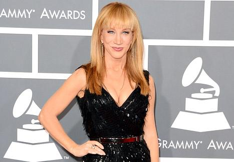 Kathy Griffin's Talk Show Canceled By Bravo