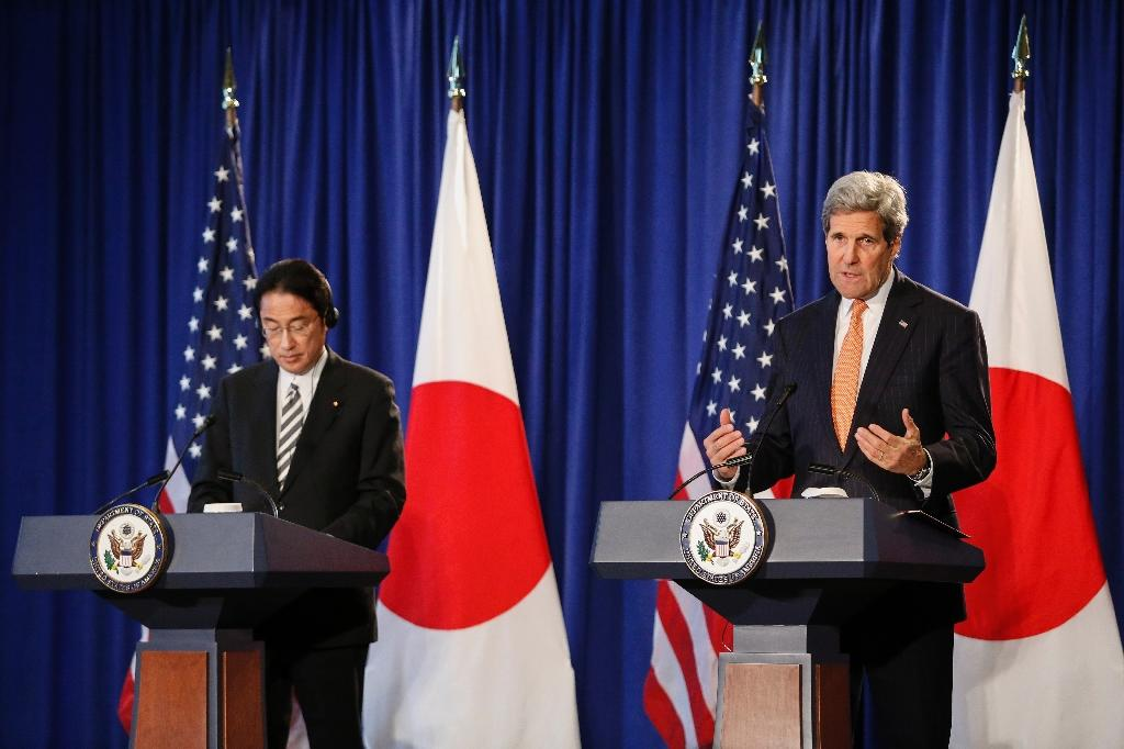In historic sea-change, US, Japan revise defense ties