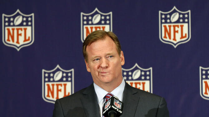 Goodell: No expanded playoffs for 2013