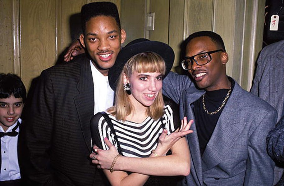 At the 1989 American Music Awards