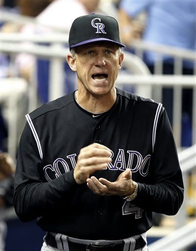 Tulowitzki's 3-run HR helps Rockies beat Miami 8-4