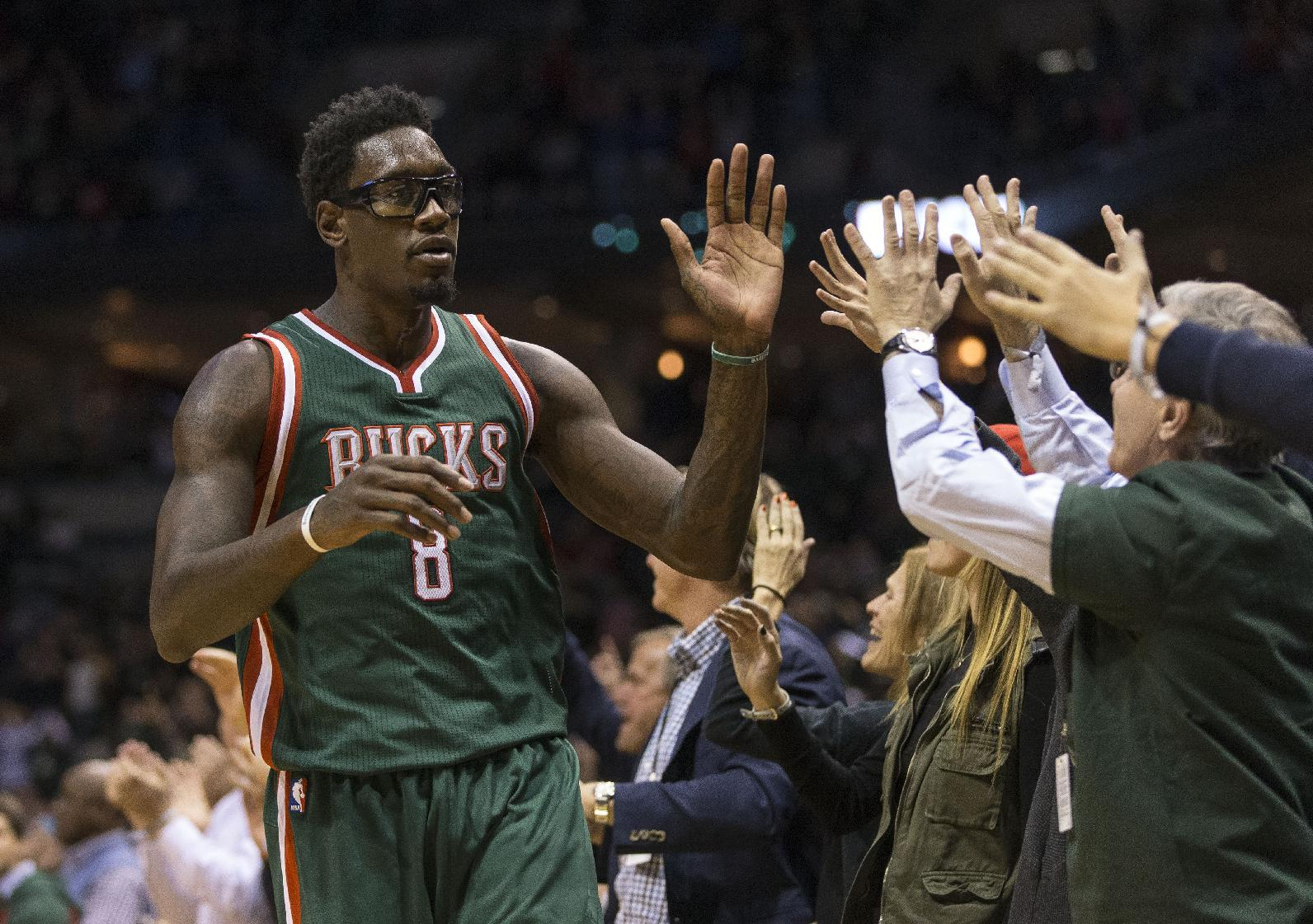 Larry Sanders explains his exit from the NBA: 'Right now [...] it's not there for me'