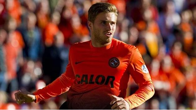 Football - Saints boss keen on Goodwillie