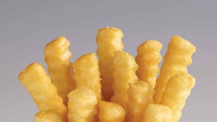 Burger King launching lower-calorie french fry