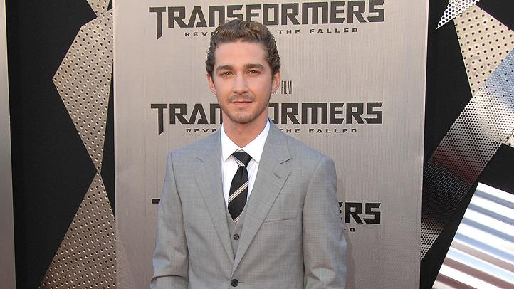 Transformers Revenge of the Fallen LA Premiere 2009 Shia LaBeouf