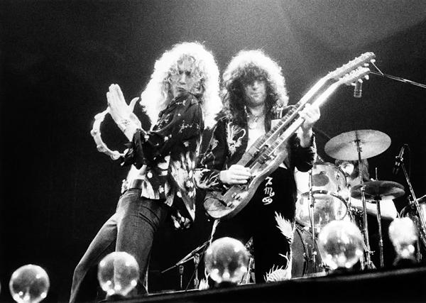 Weekend Rock Question: What Is Led Zeppelin's Greatest Song?