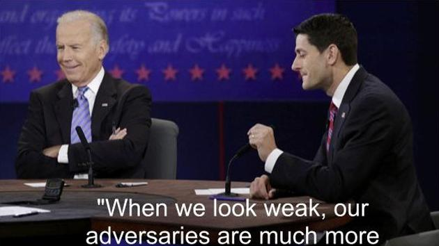 Best quotes of the VP debate
