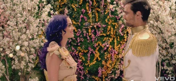 Katy Perry's 'Wide Awake' Music Video — PICS