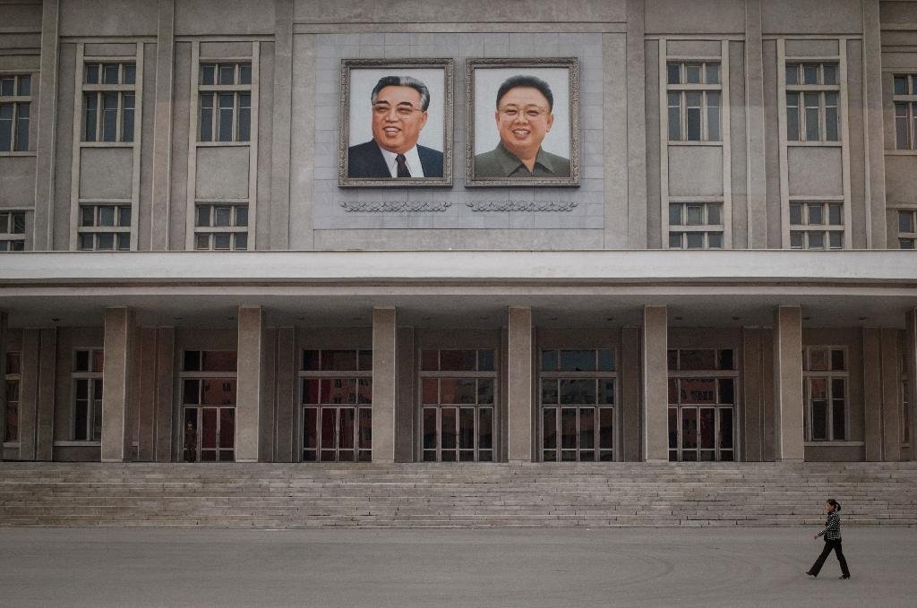 North Korea primes its capital for military spectacular