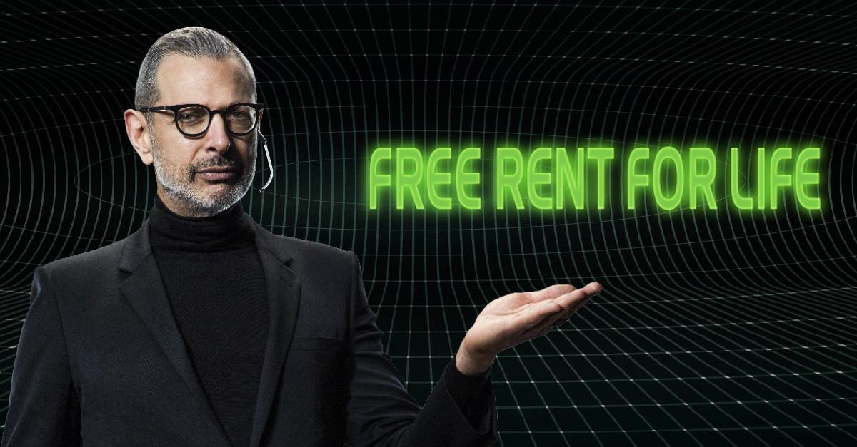 If you love paying rent, don't click this banner.