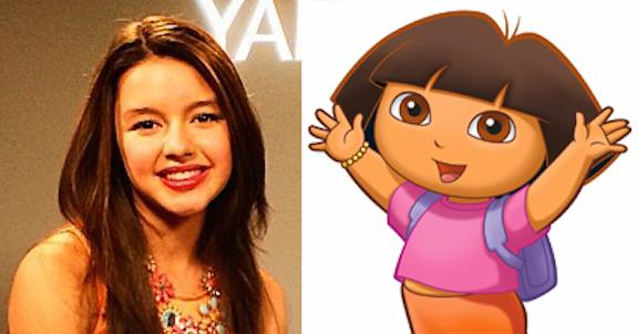 How Fatima Ptacek Became Dora the Explorer