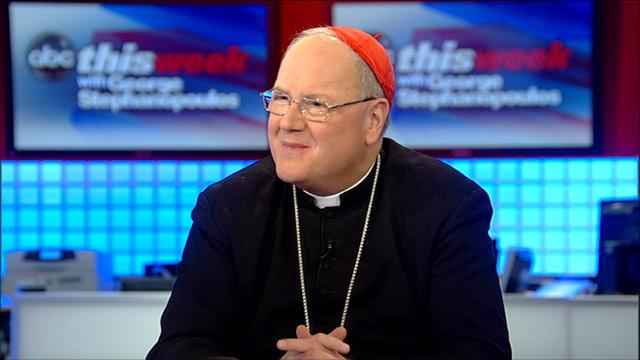 Cardinal Timothy Dolan: Catholic Church's Nature Means It Will be Out of Touch Sometimes