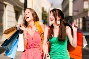 Drunk shopping seems like fun, but may result in disaster. Photo by Thinkstock