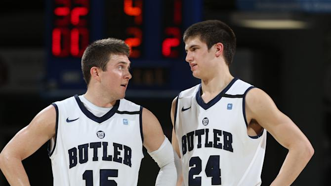 NCAA Basketball: Duquesne at Butler
