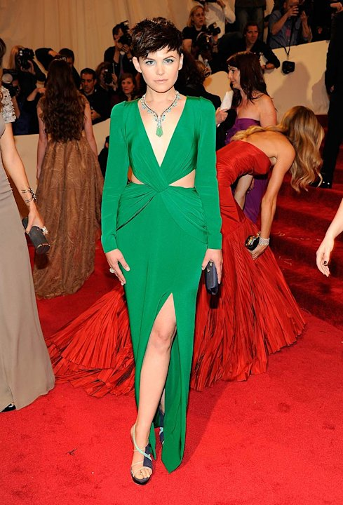 Ginnifer Goodwin TheMET Gala