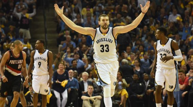 Marc Gasol Is Out Indefinitely And Could Miss The Rest Of The Season