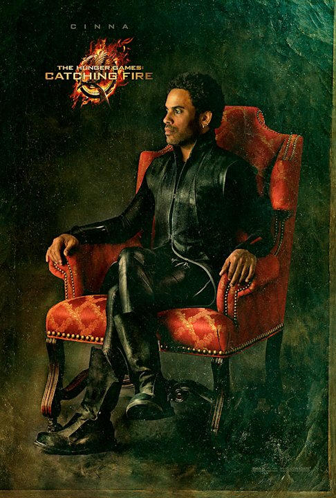 Hunger Games Catching Fire Capitol Portrait