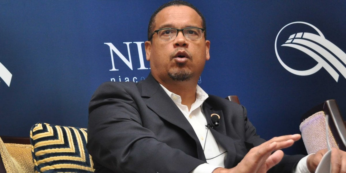 Congressman Keith Ellison