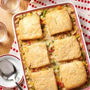 Chicken Potpie 3 New, Healthy Ways