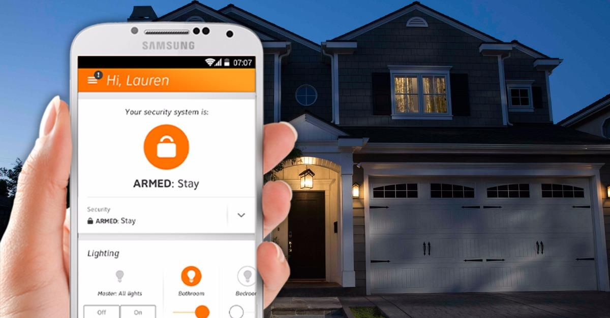 Make your home smarter with AT&T Digital Life