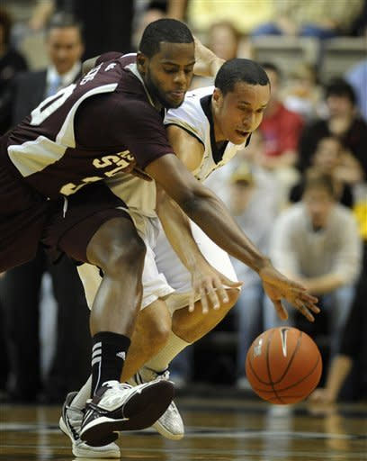 No. 18 Mississippi State tops Vandy 78-77 in OT
