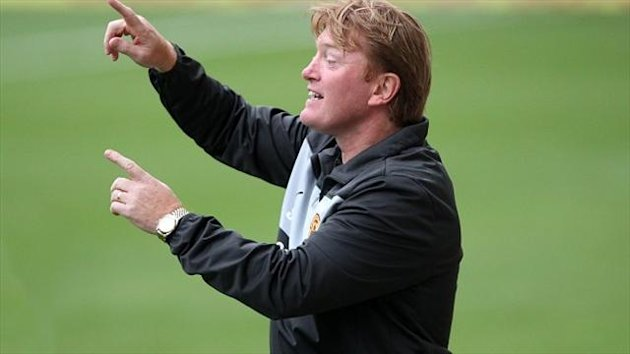 Sheffield United want to talk to Stuart McCall