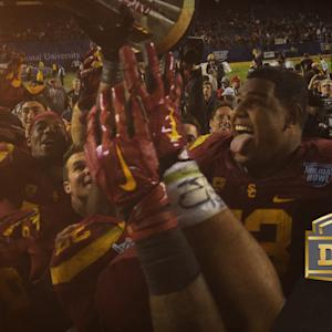 Drafting The USC Trojans' Draft Class