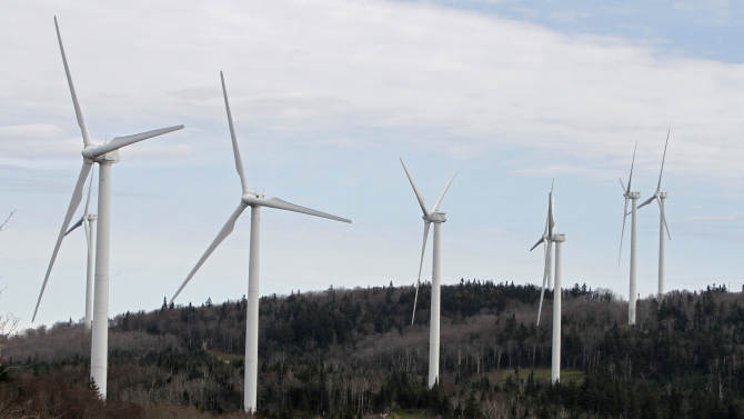 US senator opposes Vt. moratorium on wind projects