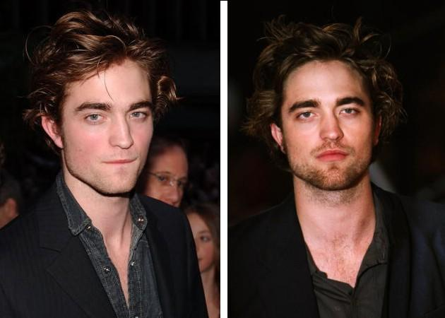 Robert Pattinson brewok
