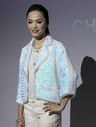 Chinese actress Yao Chen