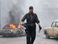 "No Chuck Norris in ""Expendables 3"""