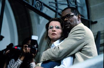 Juliette Binoche and Samuel L. Jackson in Sony Pictures Classics' In My Country