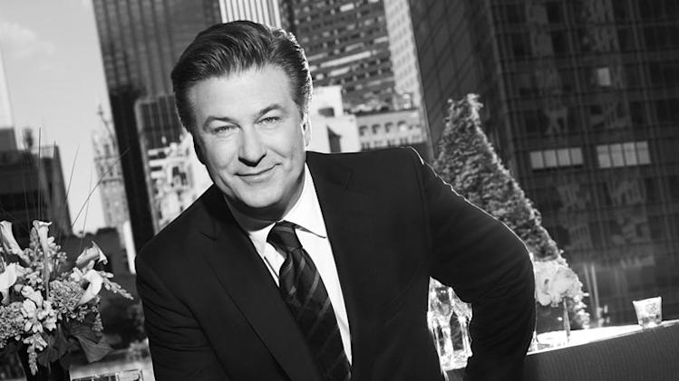 "Alec Baldwin stars as Jack Donaghy in ""30 Rock."""