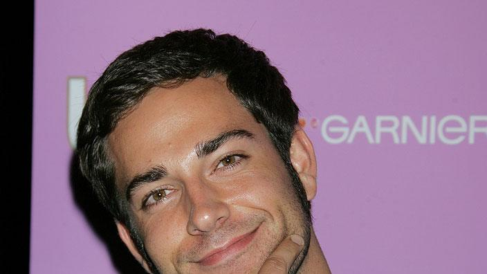 Zachary Levi of Chuck at the US Weekly's Young Hollywood Hot 20.