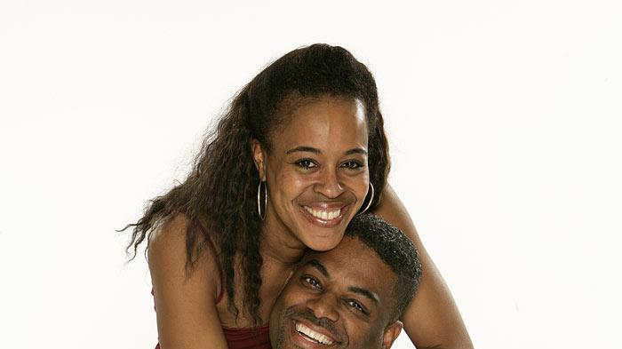 "Married parents Dana Davis and Adrian Davis from Arlington, Texas are one of the teams on ""The Amazing Race 16."" Dana is a 39-year-old market manager and Adrian is a 40-year-old in medical sales."
