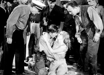 Frank Reicher as Captain Englehorn, Bruce Cabot as Jack Driscoll, Fay Wray as Ann Darrow and Robert Armstrong as Cal Denham from Warner Home Entertainment's DVD release of King Kong