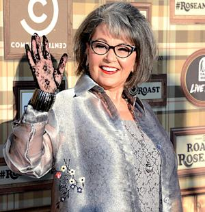 "Roseanne Barr Running for United States President: ""I'm Not a Whore"""