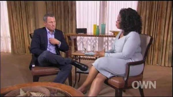 Lance Armstrong finally admits doping