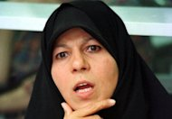 The daughter of Iranian former president Akbar Hashemi Rafsanjani is standing trial on charges of making anti-regime propaganda. Hashemi was arrested and released after taking part in a number of protests which erupted after a 2009 election which saw President Mahmoud Ahmadinejad returned to office despite opposition claims the vote was rigged