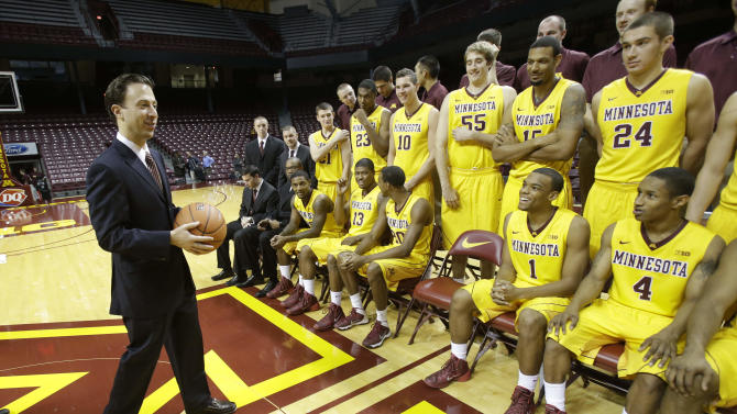 Leaner, quicker Gophers try to keep up in Big Ten