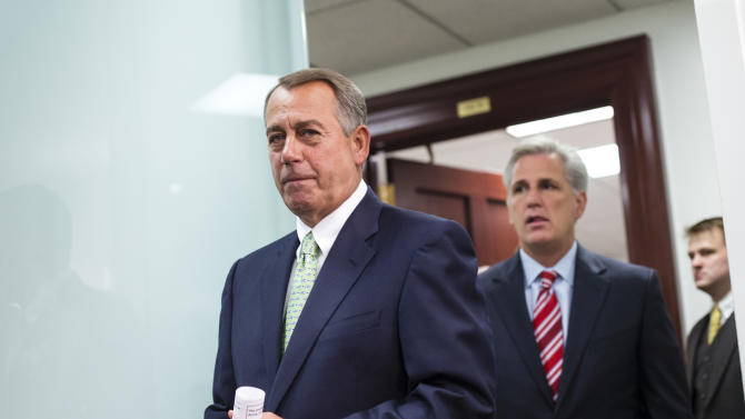 House to vote on stopgap funding bill, 'Obamacare'