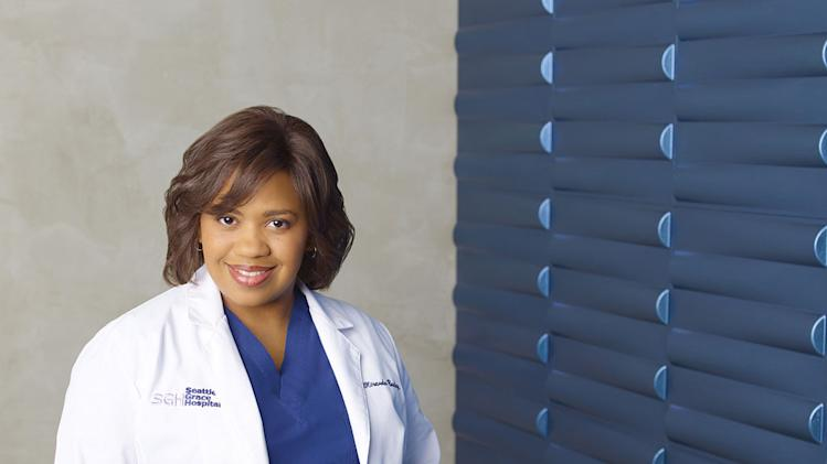 Chandra Wilson in the ABC series Grey's Anatomy