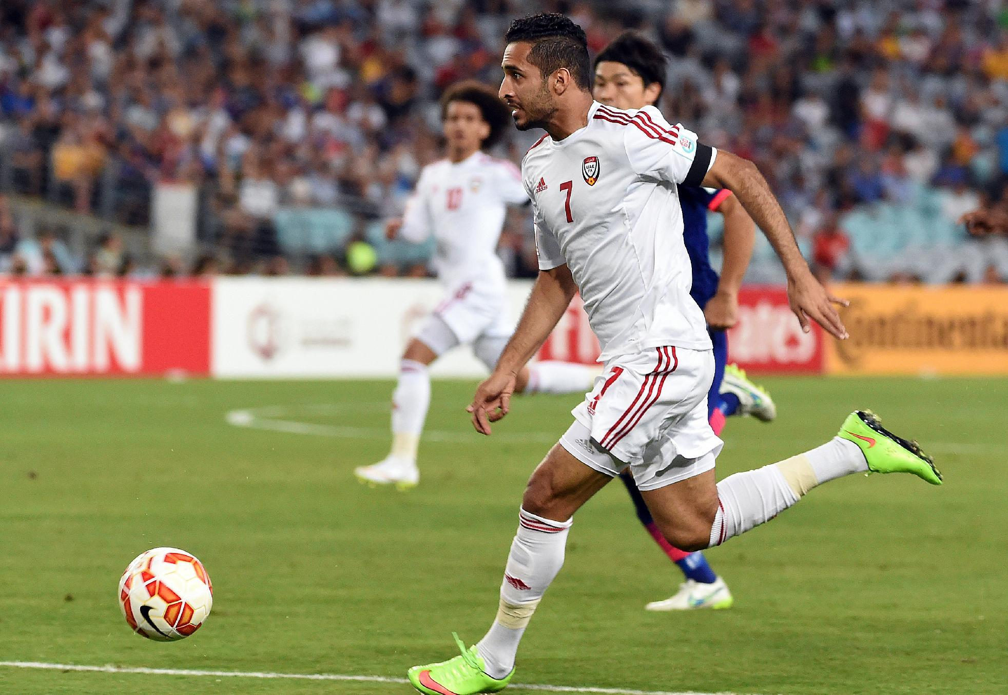 Golden boot glitters as UAE size up Iraq in Asian Cup