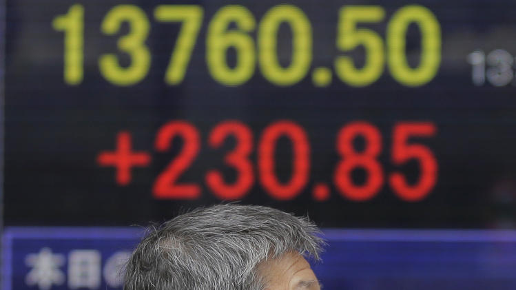 Asia stocks mixed after US durable goods falls