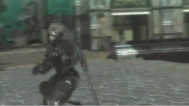 Police Riot - Metal Gear Rising:&nbsp;&hellip;