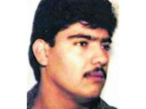 """FILE - This undated file photo shows Rafael Cardenas Vela, the nephew of the former boss of Mexico's Gulf cartel. Cardenas Vela, a Gulf cartel member of distinguished lineage who ran three important """"plazas"""" or territories, recently testified to the organization's structure and operations in such detail that it could compose a short course _ Narco 101, perhaps. (AP Photo/Courtesy Photo via The Brownsville Herald, File)"""