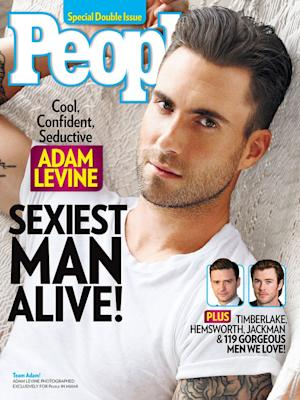 Another White Man Is People's Sexiest Man Alive
