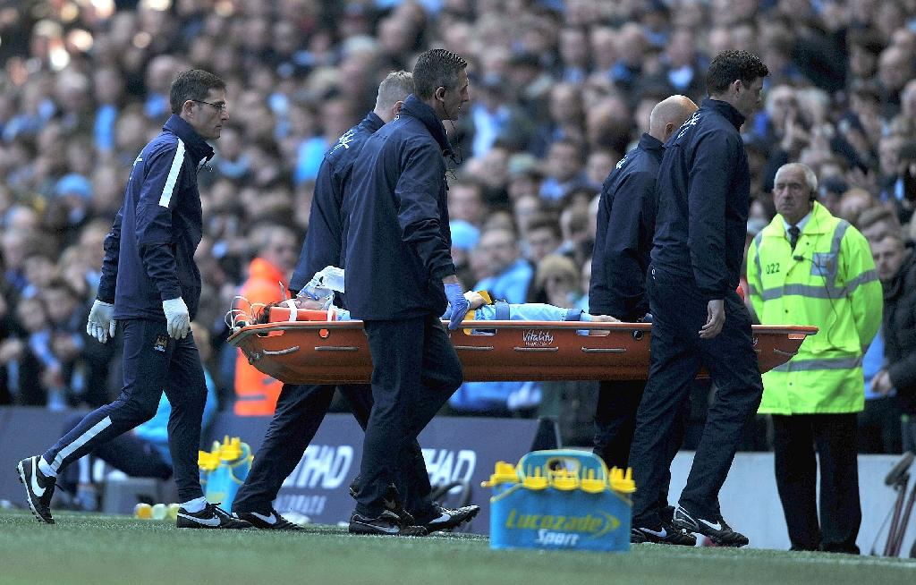 No fracture for Man City's Silva - club